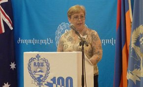 Armenian Relief Society of Australia took part in UN Conference